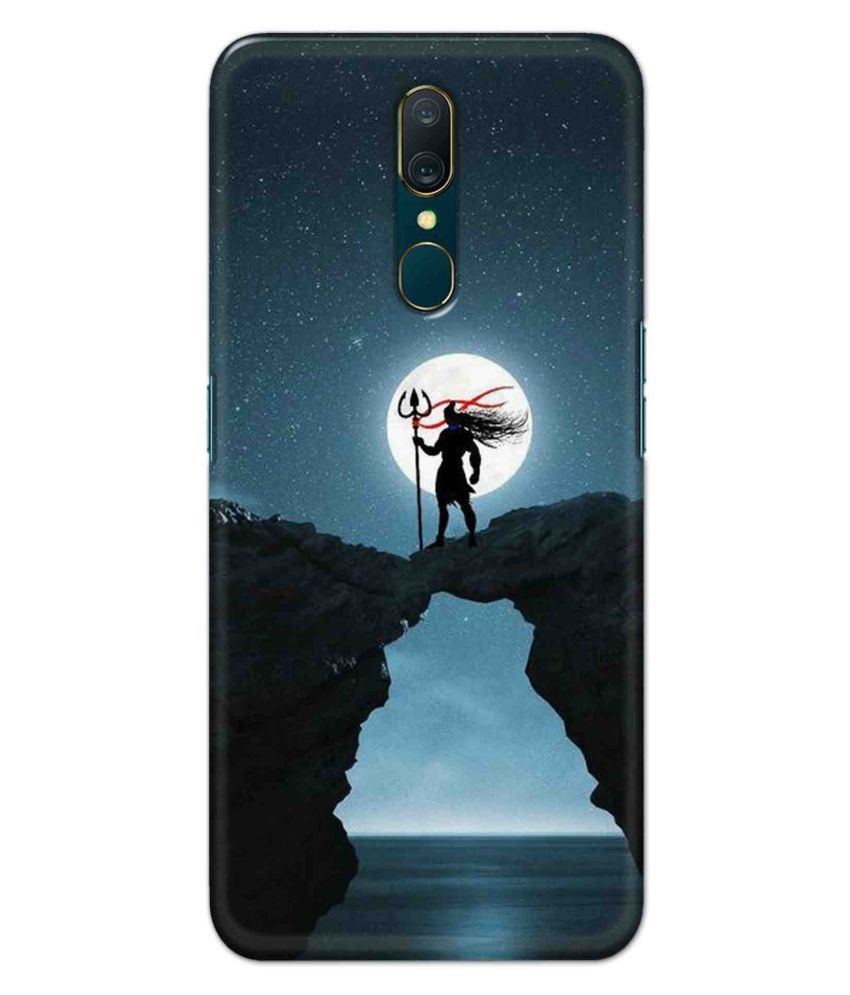 Oppo A9 Printed Cover By Alve