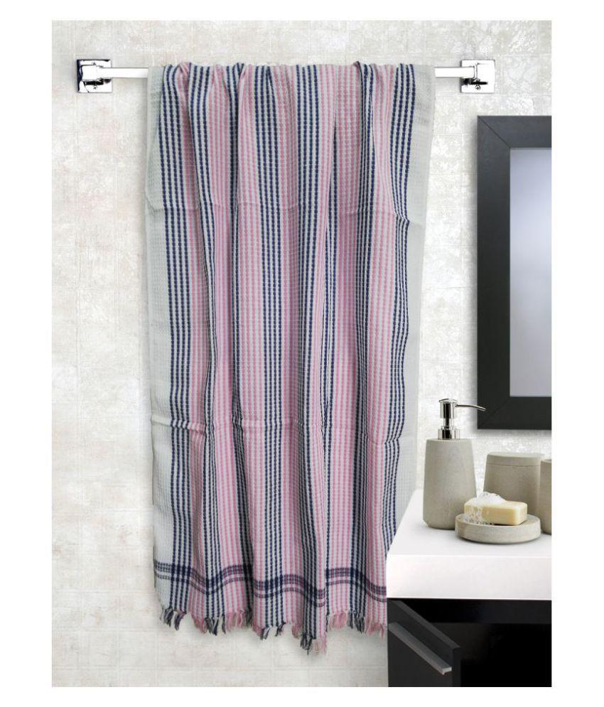 Athom Trendz Single Cotton Bath Towel Multi