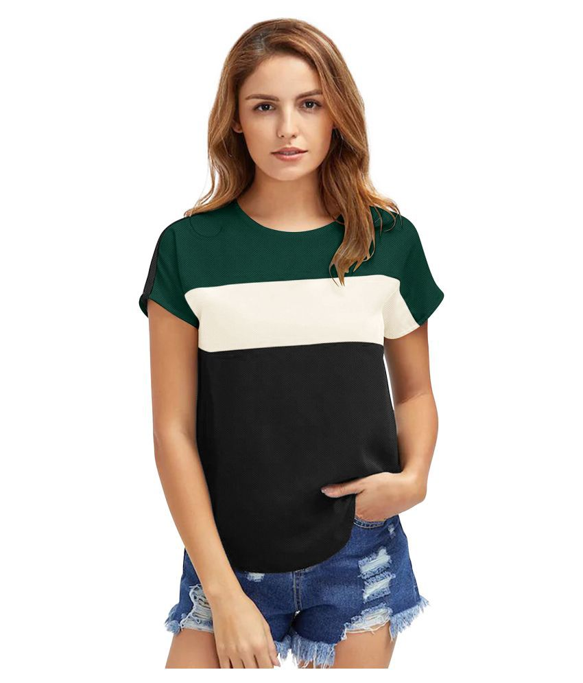 Kusum International Green Blend Shirt