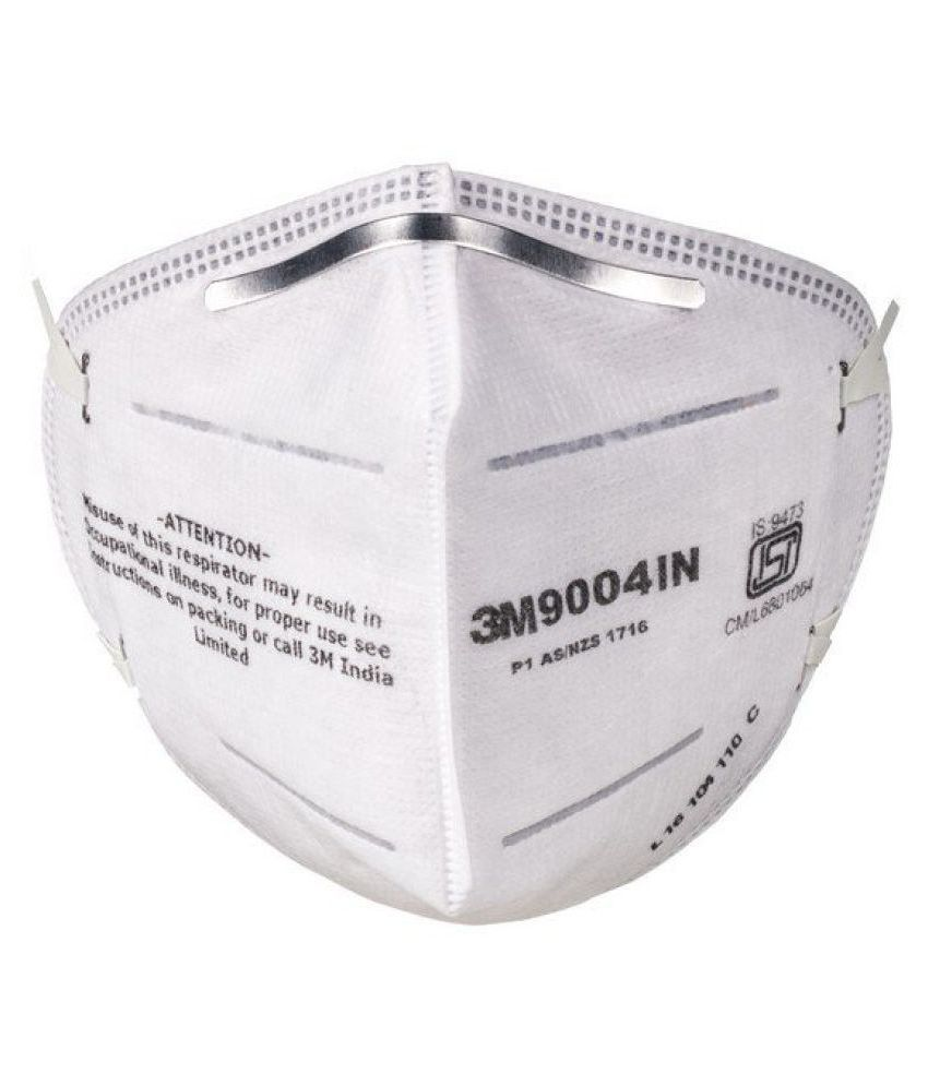 OSFT 9004 IN Pack of 2 N95 Mask
