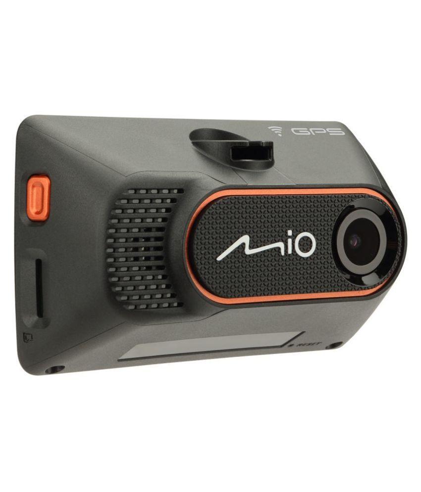 Mio 766 WIFI CAR Dashcamera II Full HD WIFI DVR II 2.7 INCH TOUCH SCREEN LCD II GPS Logging II FACEBOOK LIVE II PRE INSTALLED ADAS II SPEED ALERT II LANE DEPARTURE II PARKING MODE II Made In India