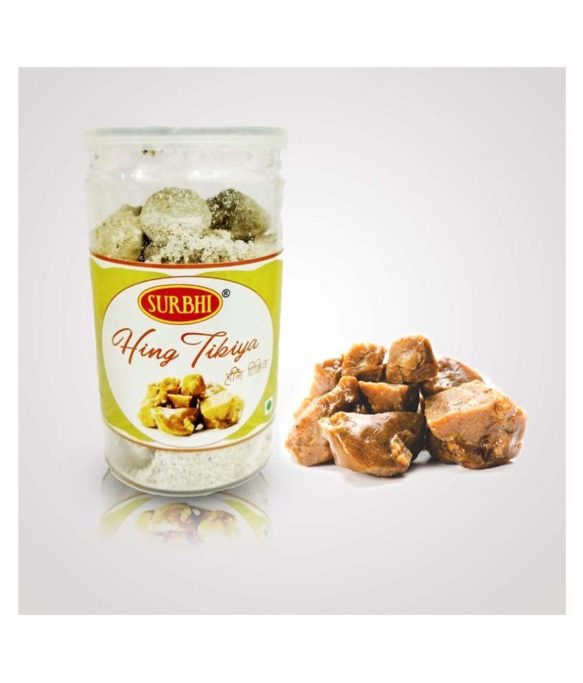 SURBHI Hing tikiya Hard Candies 100 gm Pack of 3