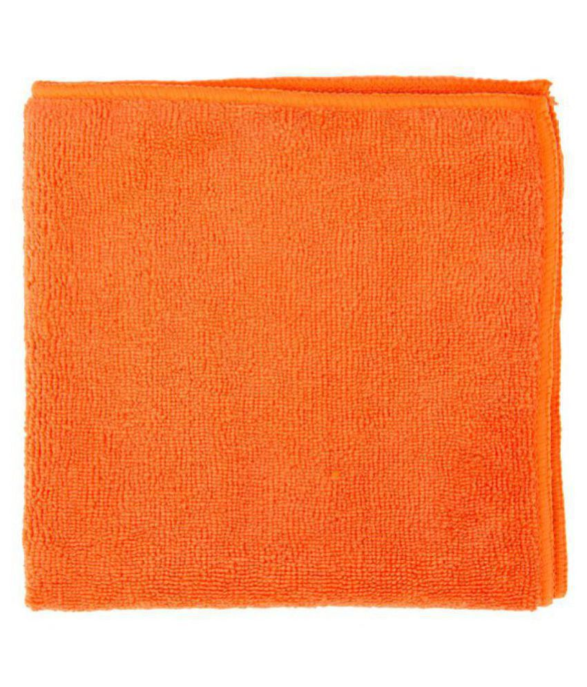 Microfiber Towel for Cleaning Cars, Furniture, Home, (40 X 40 cm, 400 GSM) Microfiber Cloth Pack of 2