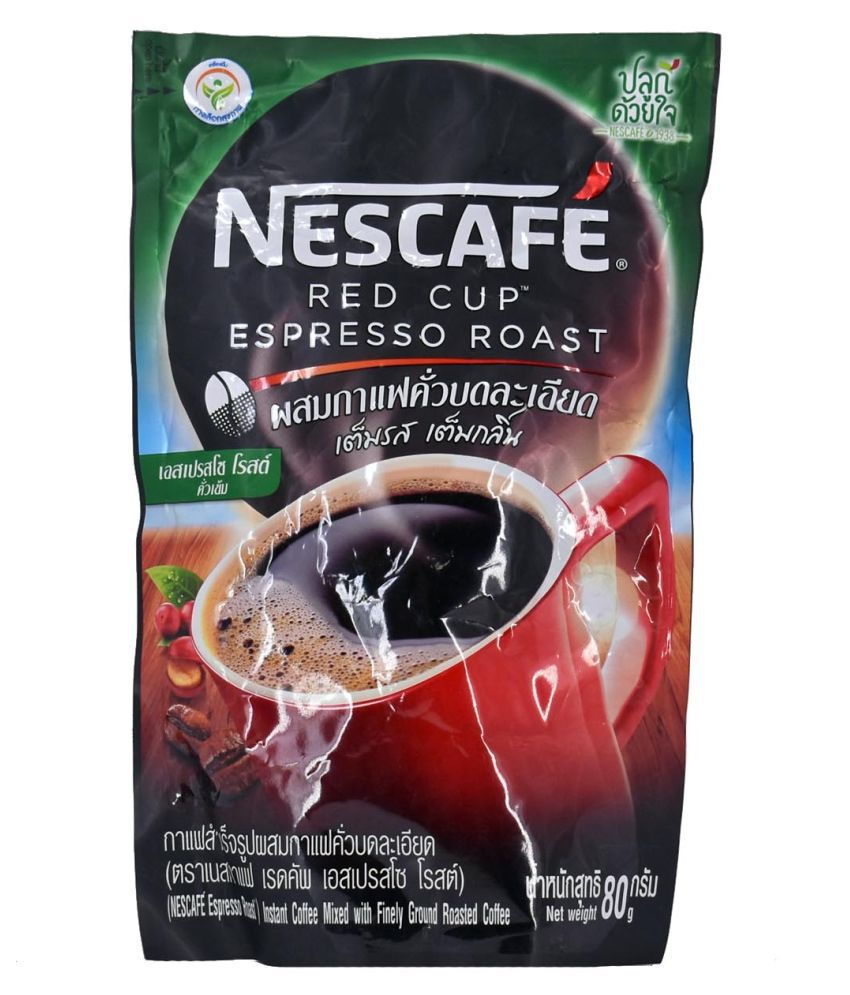 Nescafe Instant Coffee Powder 80 gm: Buy Nescafe Instant ...