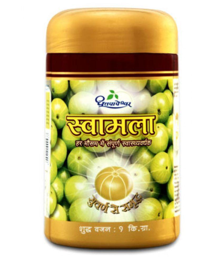 Dhootapapeshwar SWAMALA CHYWANPRASH Paste 1 kg