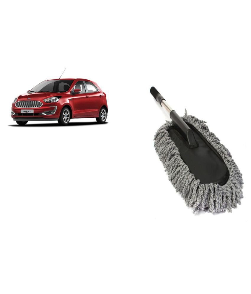 Madmex Microfiber  Car Cleaning Duster Brush Mop for Ford Figo