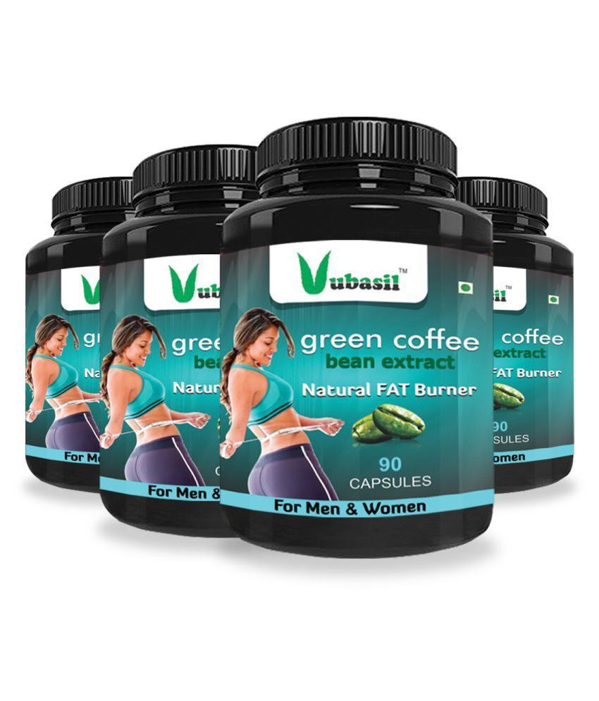 Best Green Coffee (360 Capsules) Weight Loss Fat Burner Natural Immunity & Memory Booster Enhances Digestion Stamina Strength Lowers Blood Sugar Cholesterol Pure Herbal Weight Management & Appetite Suppressant Capsules Ayurvedic Organic & Veg