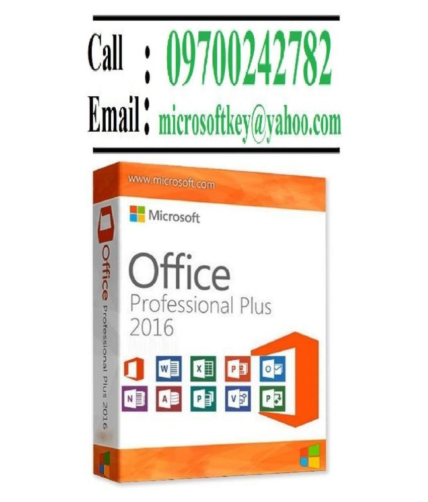 Microsoft Windows 10 Pro 32/64 Bit Retail Genuine License ...