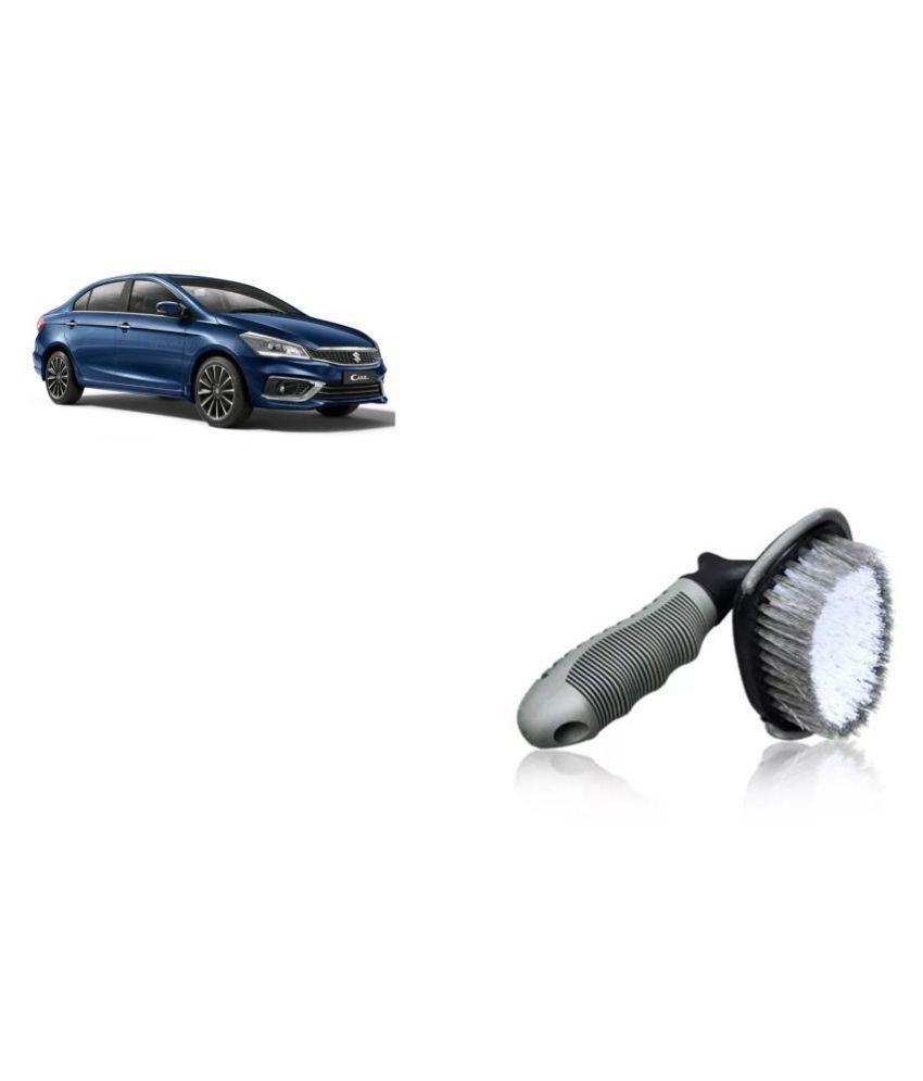 Madmex Car Tyre Brush Cleaner for Maruti Suzuki Ciaz