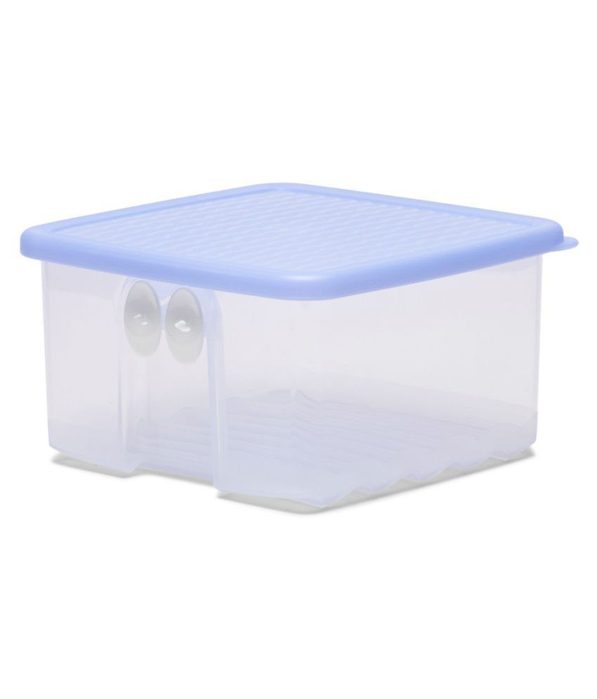 Tupperware Polyproplene Food Container Set Of 1 1000 Ml Buy Online At Best Price In India Snapdeal