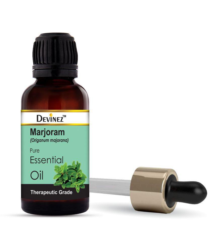 Devinez Marjoram Essential Oil 15 mL