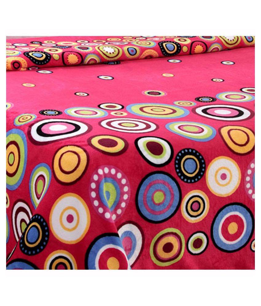 GS BLANKET Double Mink Blanket