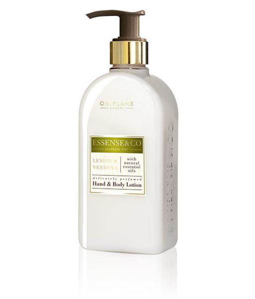 Essense&Co. Lemon & Verbena Hand & Body Lotion Body Lotion ( 300 mL )