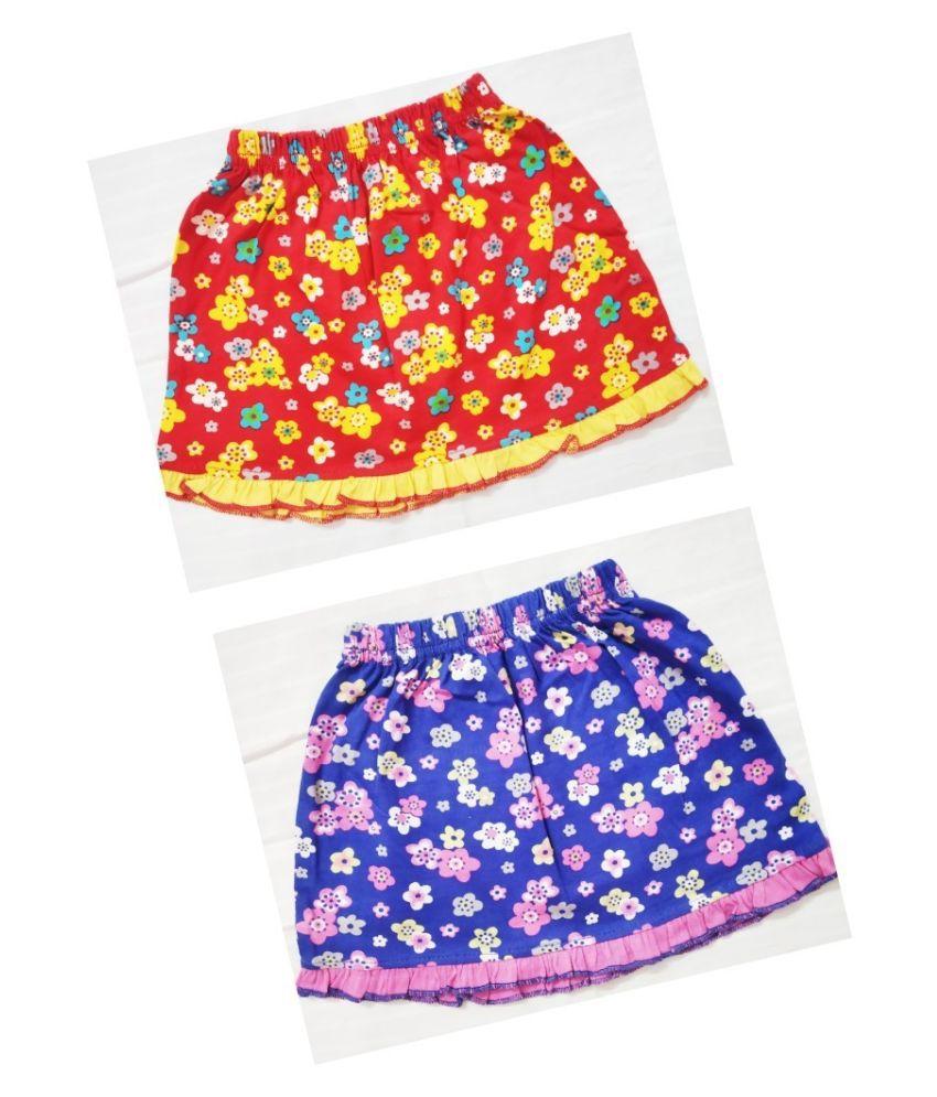 SheQ Bodycare Baby Skirt (6-9months)(set of 2)