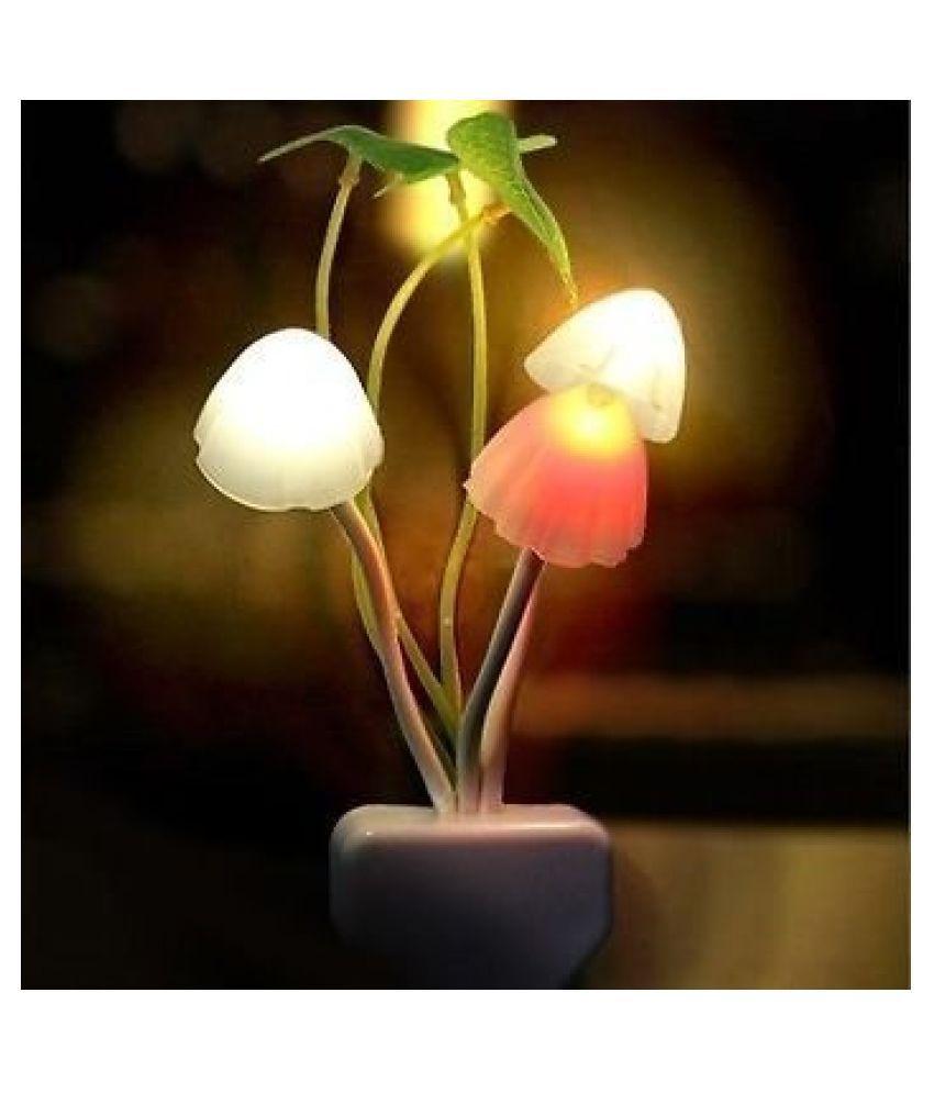 AARAV Night Lamp Multi - Pack of 1