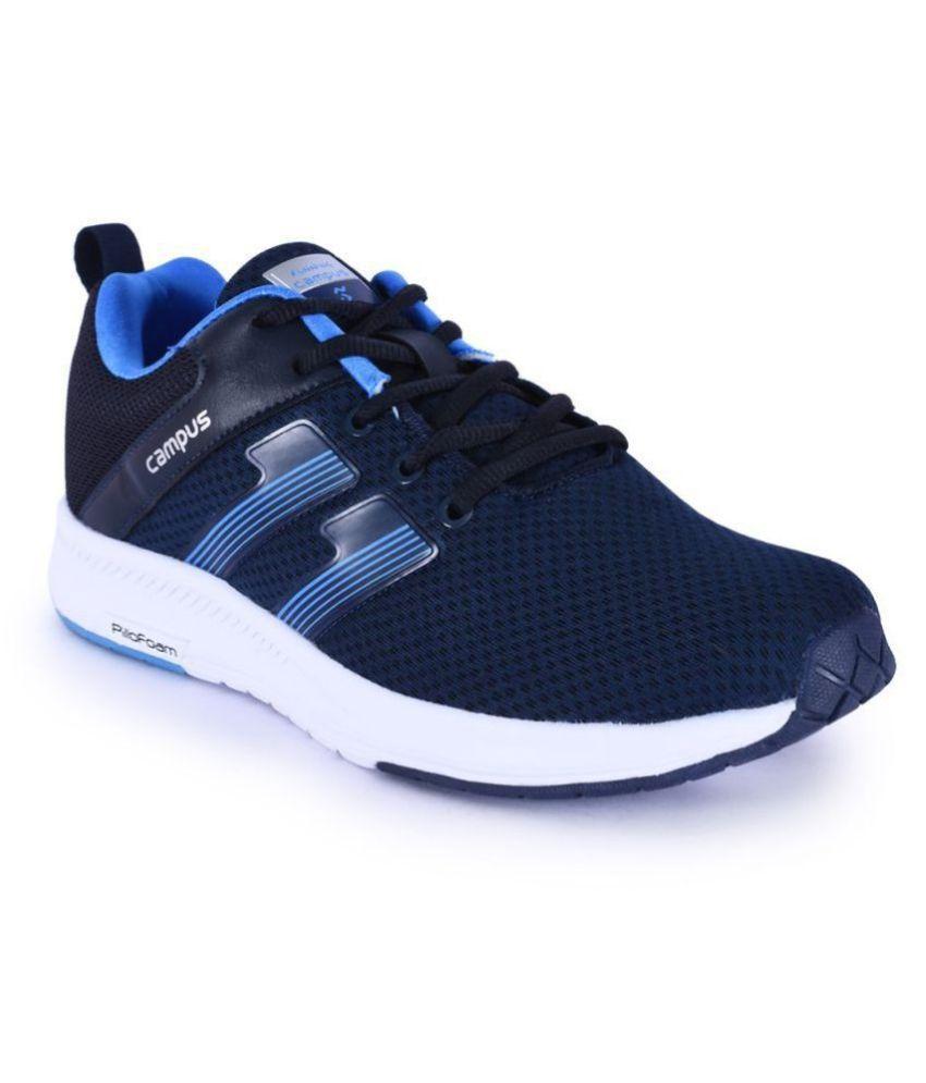 Campus TORONTO Navy Running Shoes