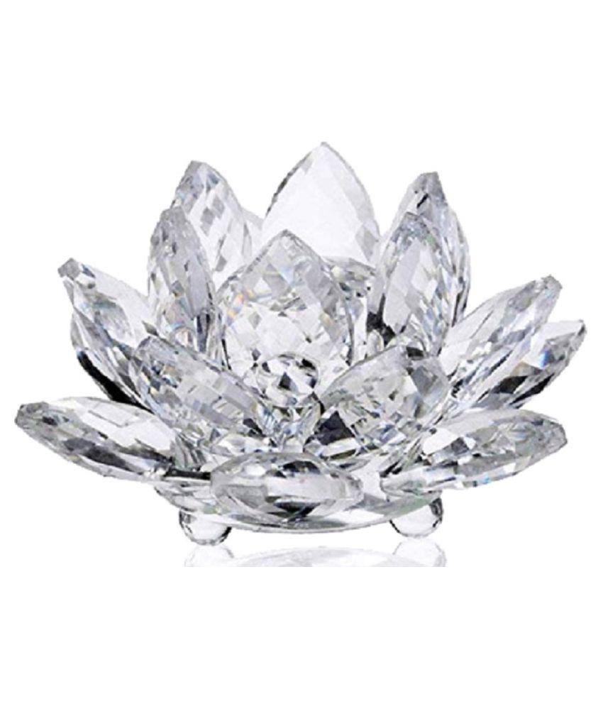Fashion Mahal Crystal Lotus