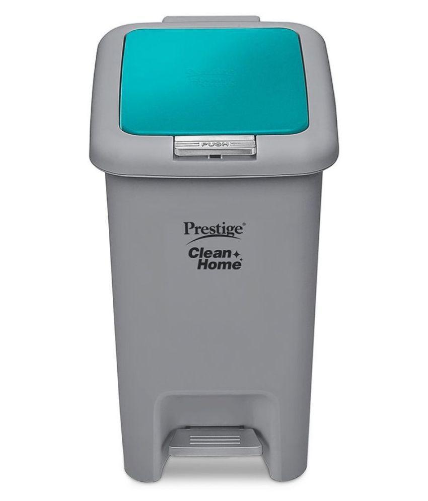 Prestige Clean home flip bin 10 ltr Dual