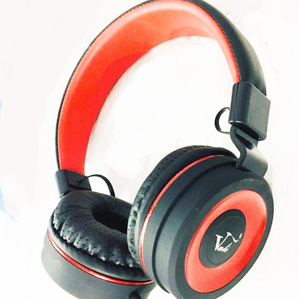 Vali v-889 stereo sound Over Ear Wired With Mic Headphones/Earphones