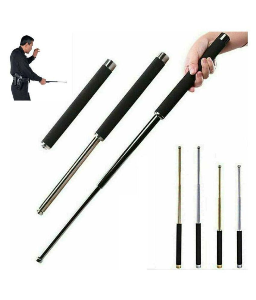Swiss Baton 21 Inches Self Defence Stick / Army Knife