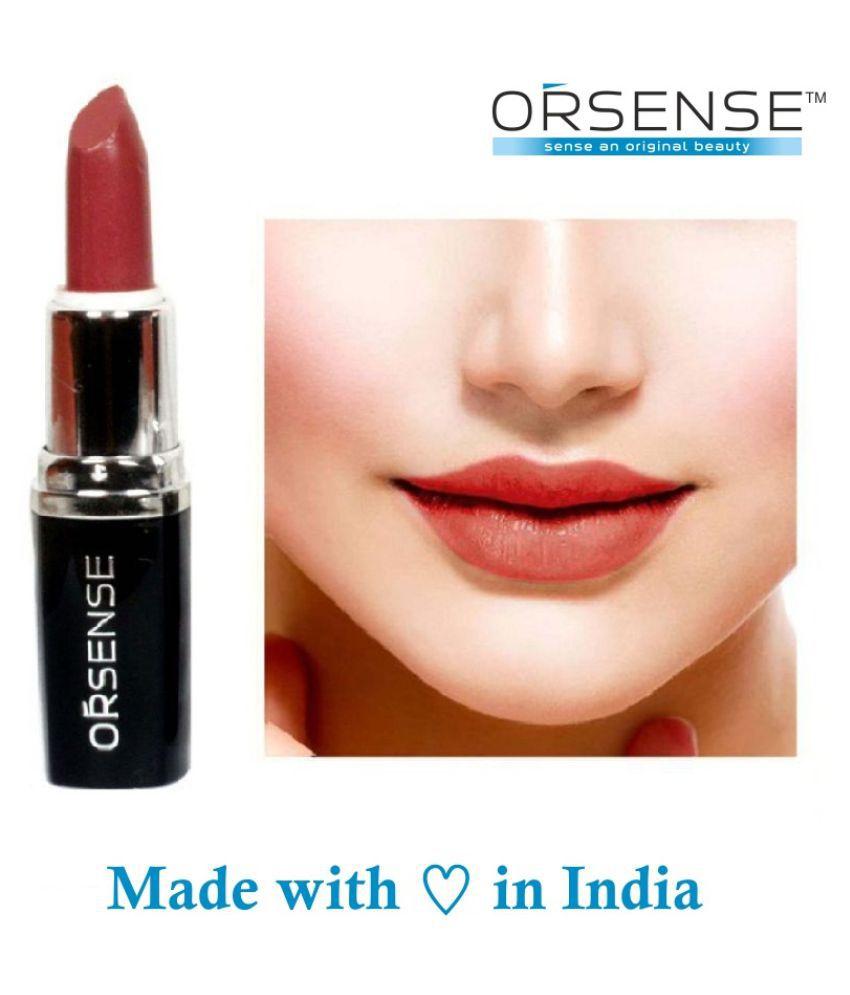 orsense Lip Color Creme Lipstick Hot Plum Plum SPF 10 3 g