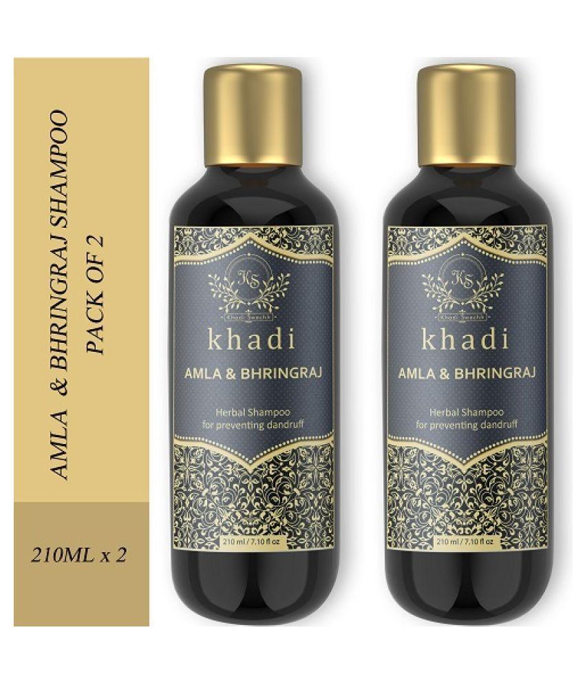 khadi swachh Shampoo 420 mL Pack of 2