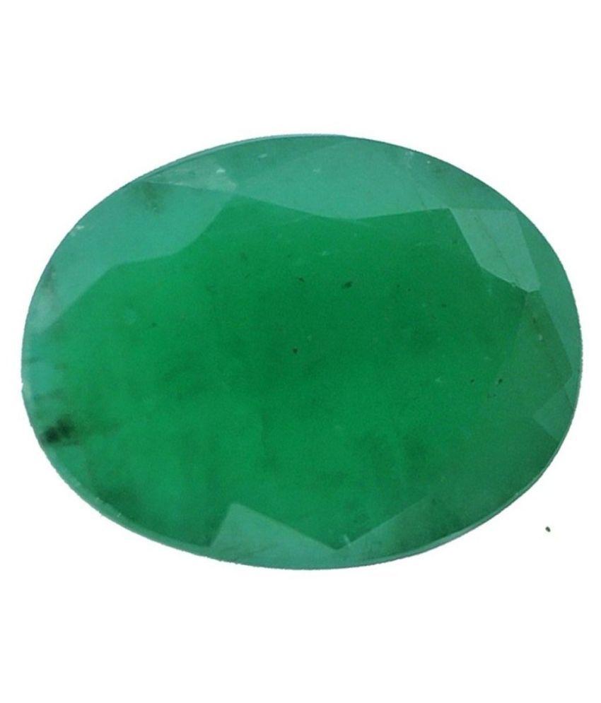 SHYAMKRIPA GEMS 5 - 5.5 -Ratti IGI Emerald