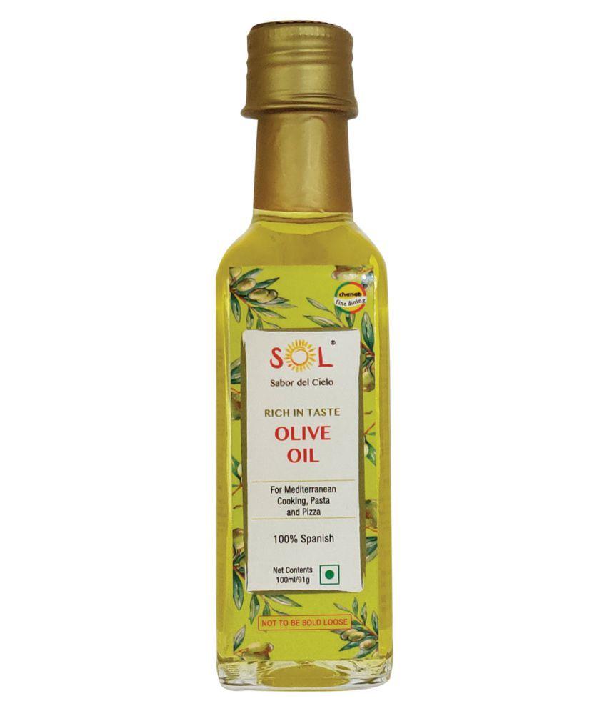 SOL Pure Olive Oil 100 mL