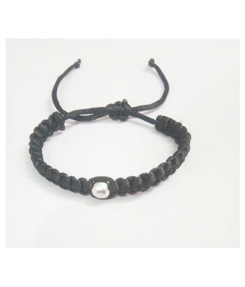 Yuvi Shoppe Parad beads Bracelet | Mercury Parad  Bracelate  (Fast Delivery)  - Adustable size - One Size Fits Most