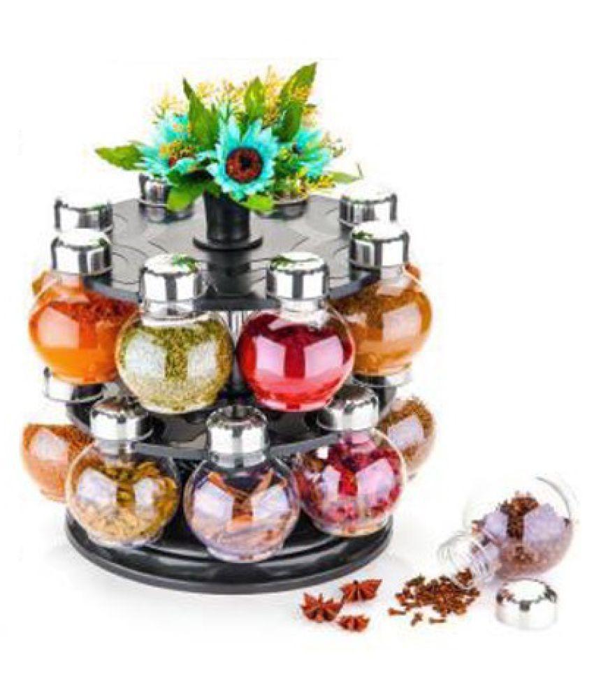 HOT PAN Polypropelene Condiment Set 16 Pcs