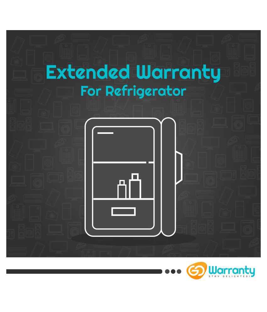 Gowarranty 1 Year Extended Warranty For Refrigerator Range Inr 30001 Inr 40000 Email Delivery Buy Gowarranty 1 Year Extended Warranty For Refrigerator Range Inr 30001 Inr 40000 Email Delivery Online At Low Price In India Snapdeal