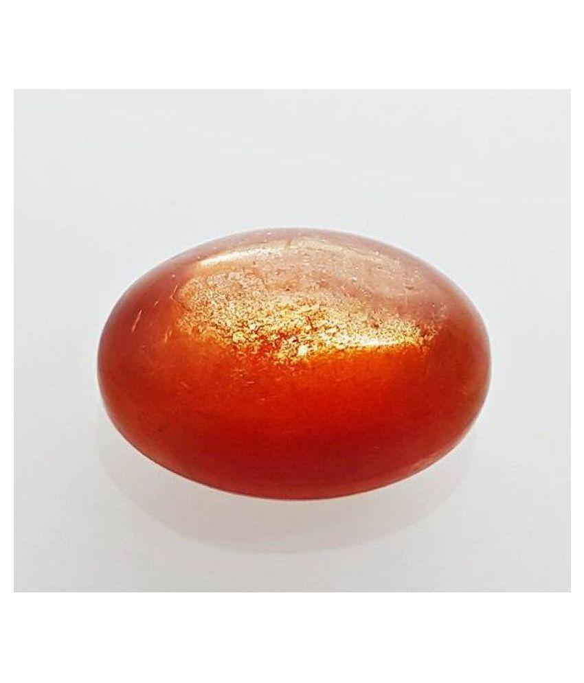 A1 Gems 9 - 9.5 -Ratti Self certified Sunstone