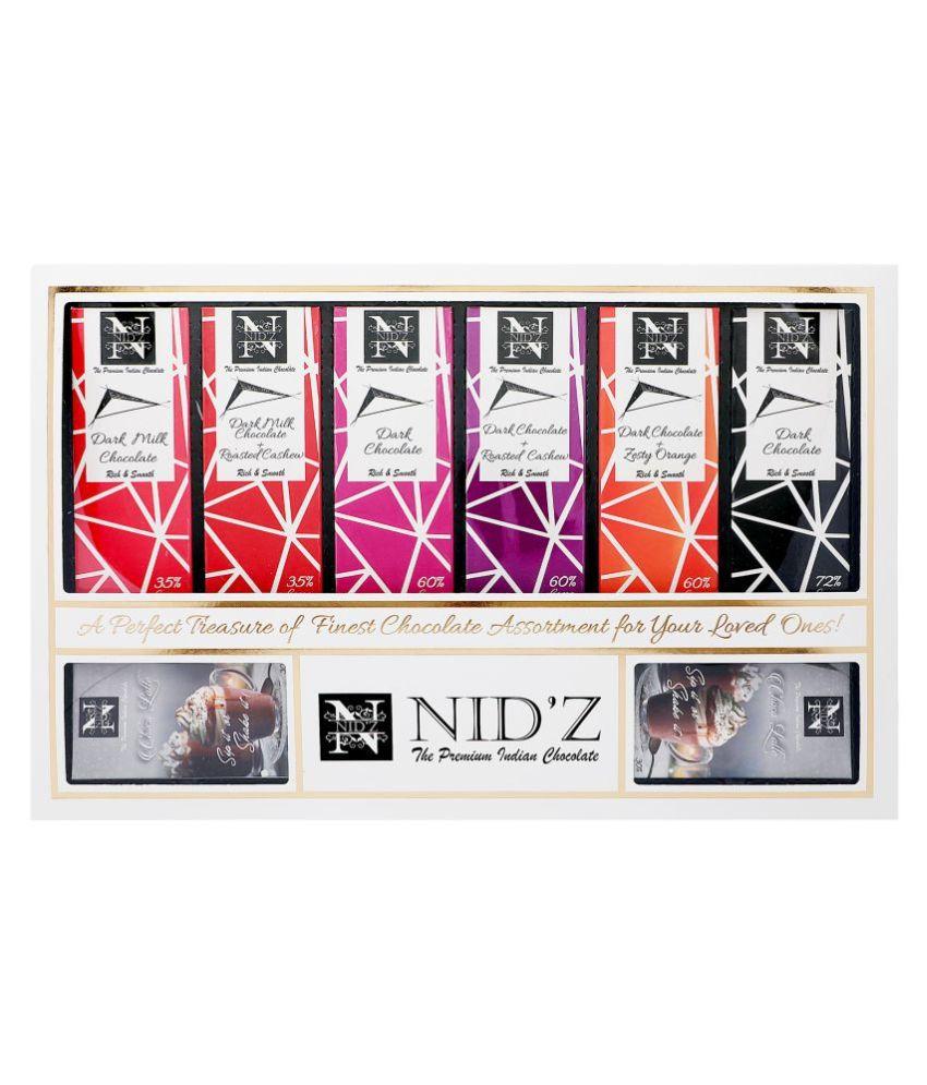 NID'Z Chocolate Box Finest Chocolate Assortment 300 gm