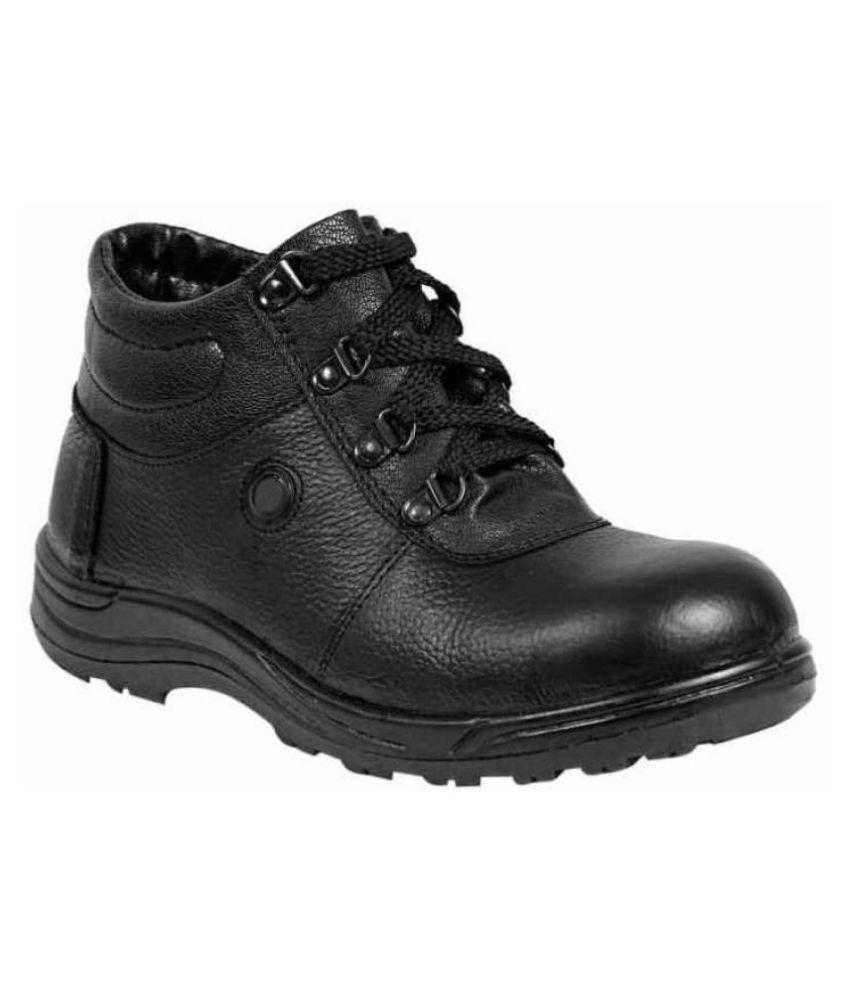 SIMATA Black Safety shoes