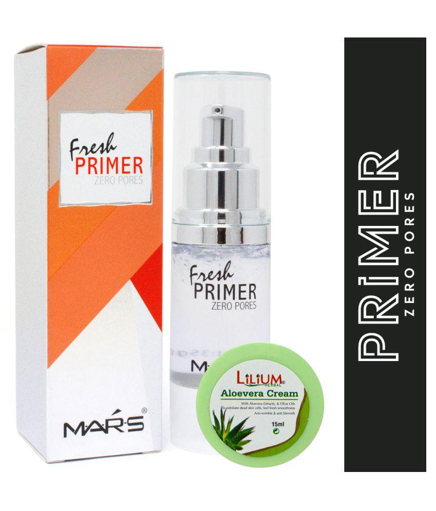 Mars Fresh Primer, T5 Face Primer Gel 35 g