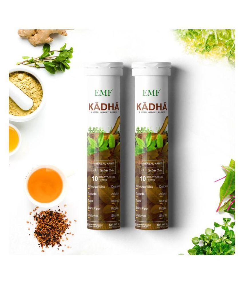 EMF Kadha EMFH0003 Tablet 40 no.s Pack Of 2