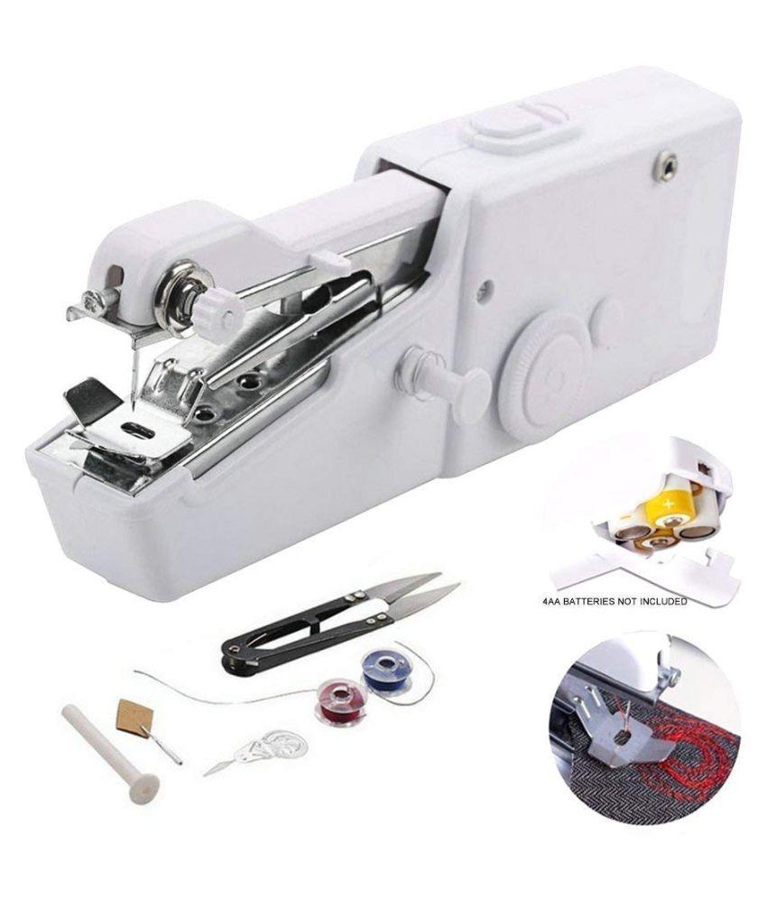 RMventures Hand sewing machine Electric Sewing Machine ...