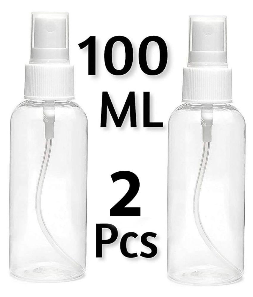 AESTMO Spray Bottle For Multipurpose 100 mL Pack of 2