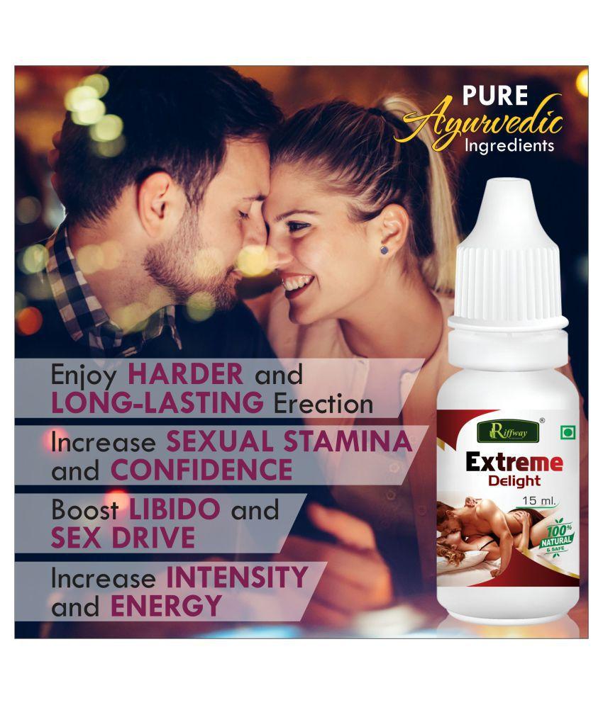 Inlazer Extreme Delight  oil  for men  Capsule 15 ml Pack Of 1
