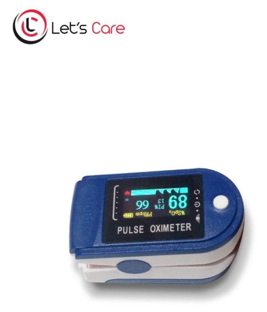 Let's Care FPO005 Let's Care Fingertip Pulse Oximeter