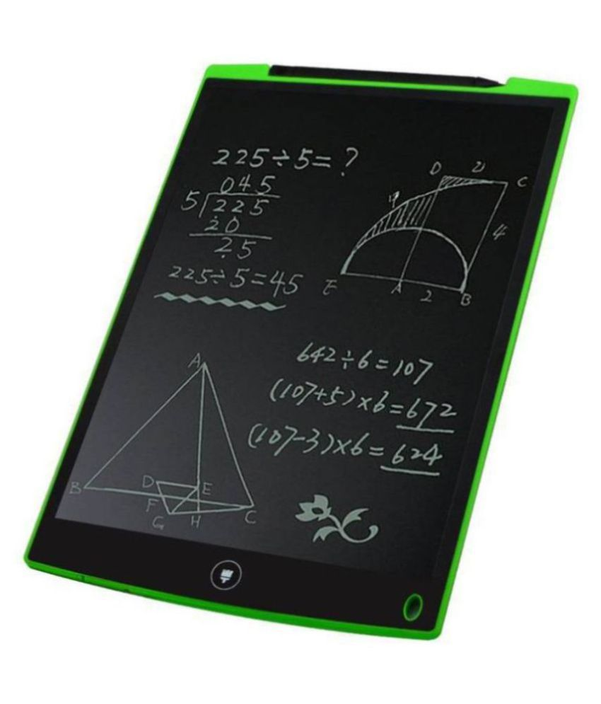 LCD Writing & Drawing Tablet with Stylus for Kids and Office