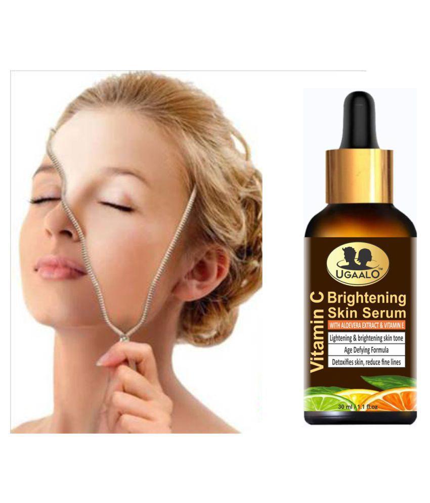 Ugaalo Vitamin C Serum - Skin Brightning Face Serum SPF 2 30 mL