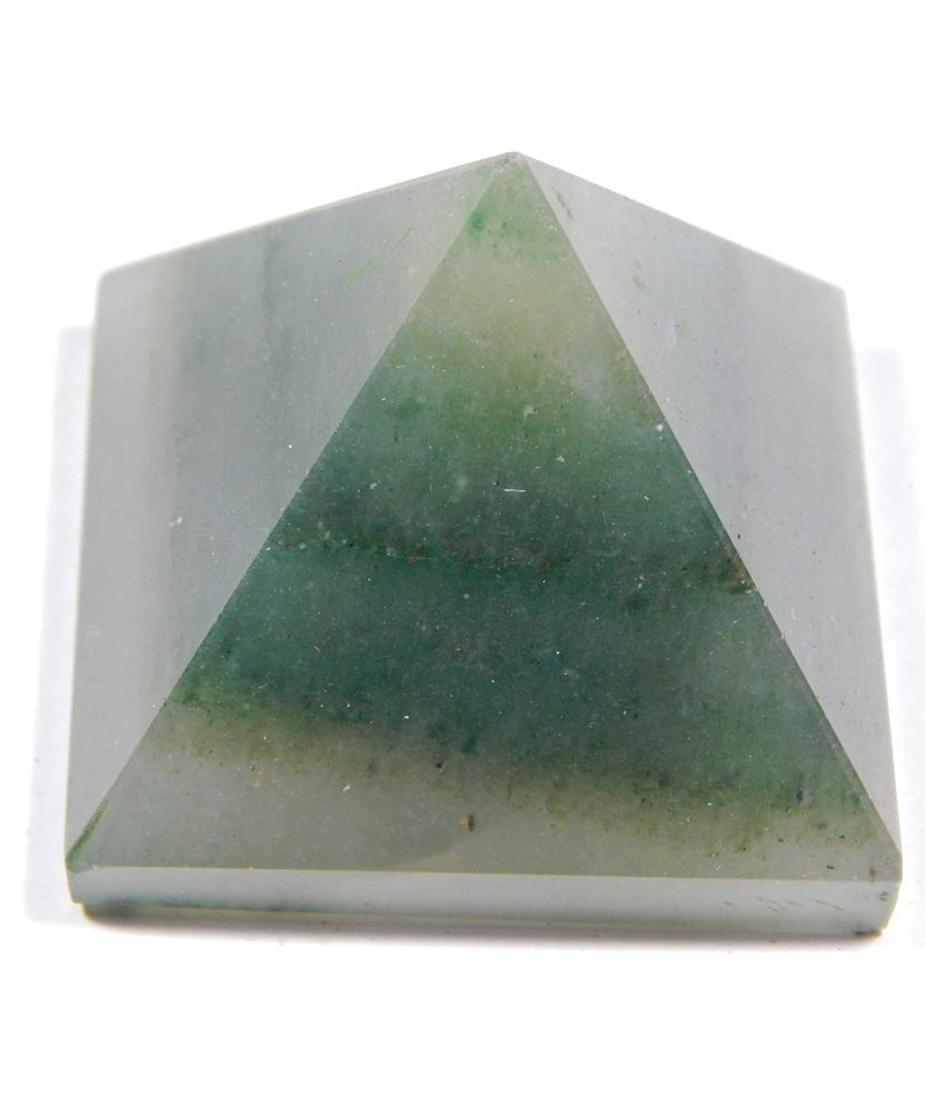 Urancia® Green Aventurine Pyramid 344.1Cts