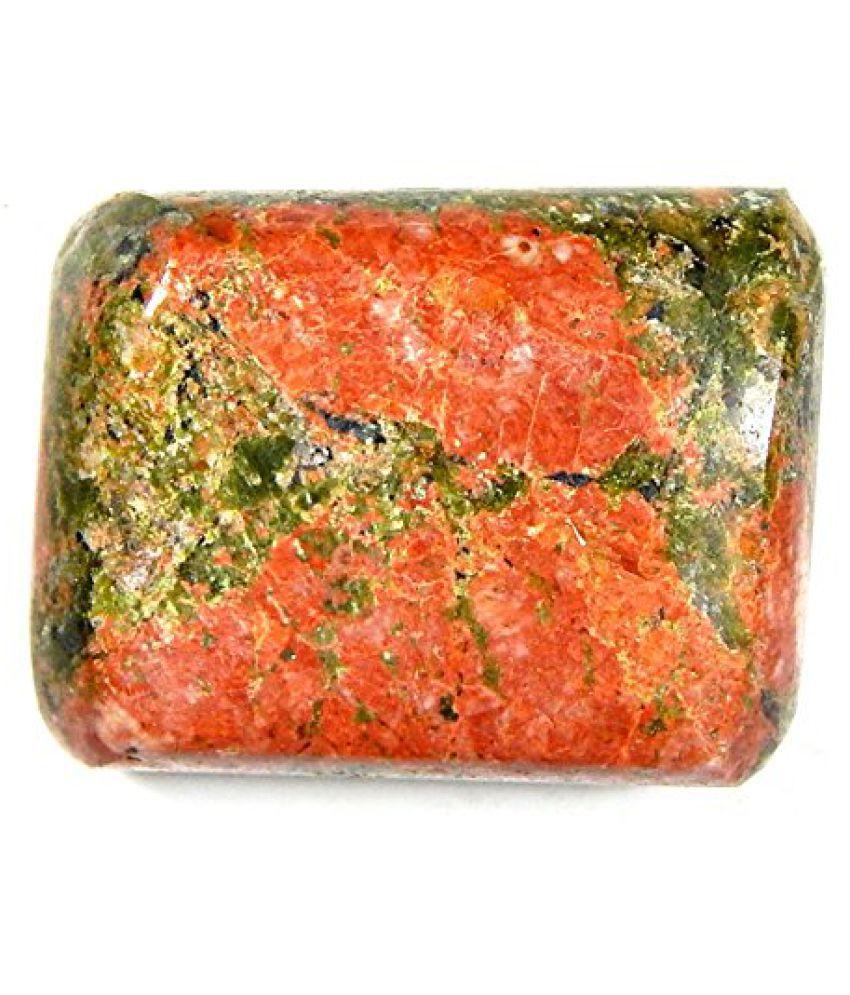 Urancia® Rare Quality Unakite Tumbled stone 105.2Cts