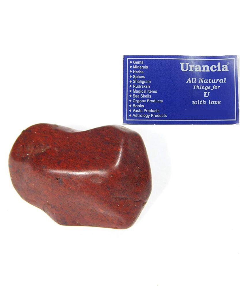Urancia Red Sonabadra Sone badra Shila Ganapati Shila for Panchayantan Worship from Sone River