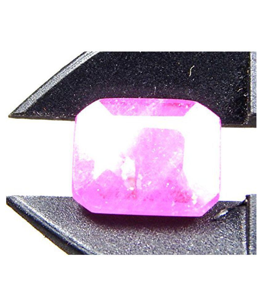 Uranciae® Ruby Burmese for Locket Ring Pendant 4.9Cts