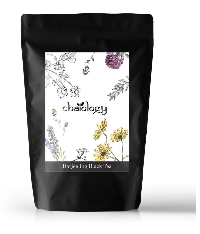 Chaiology Darjeeling Black Tea Loose Leaf 50 gm