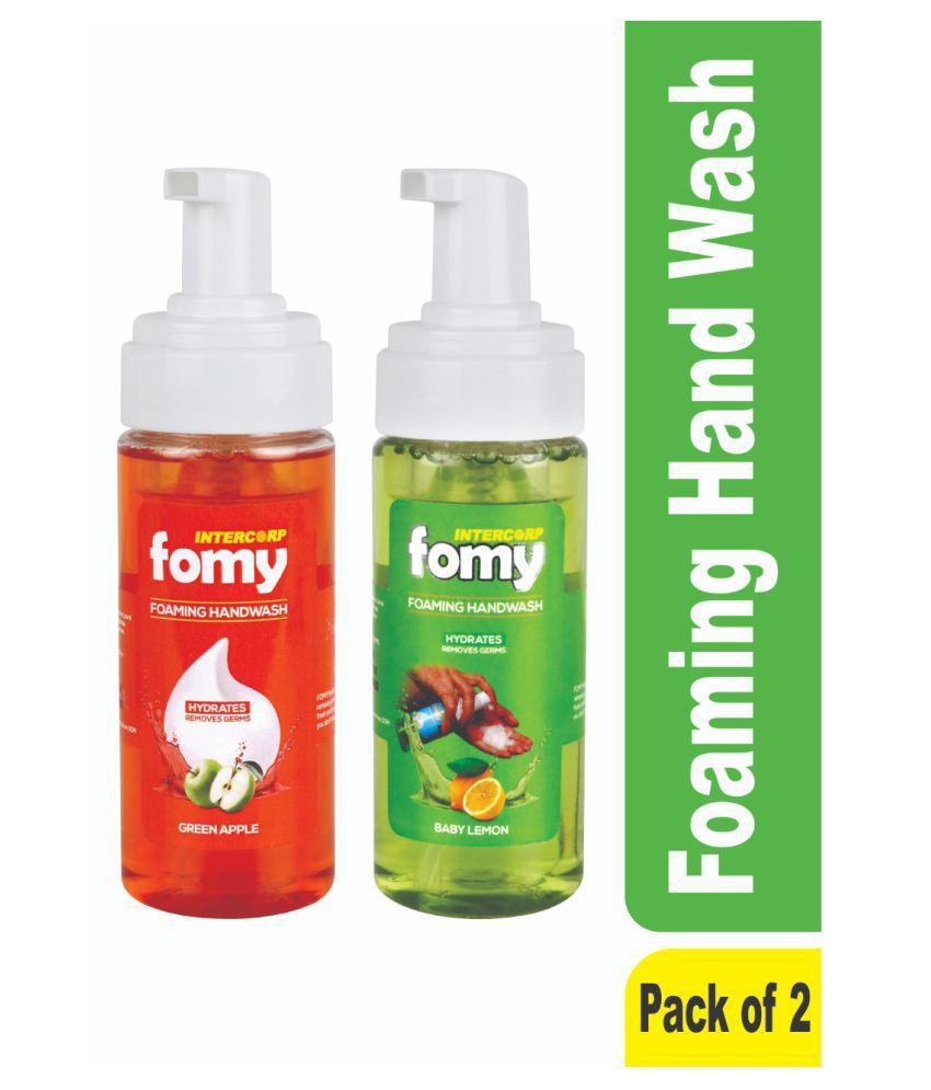 INTERCORP FOMY Hand Wash 320 mL Pack of 2