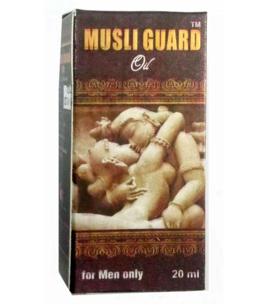 G & G Musli Guard Oil 20 ml Pack Of 2