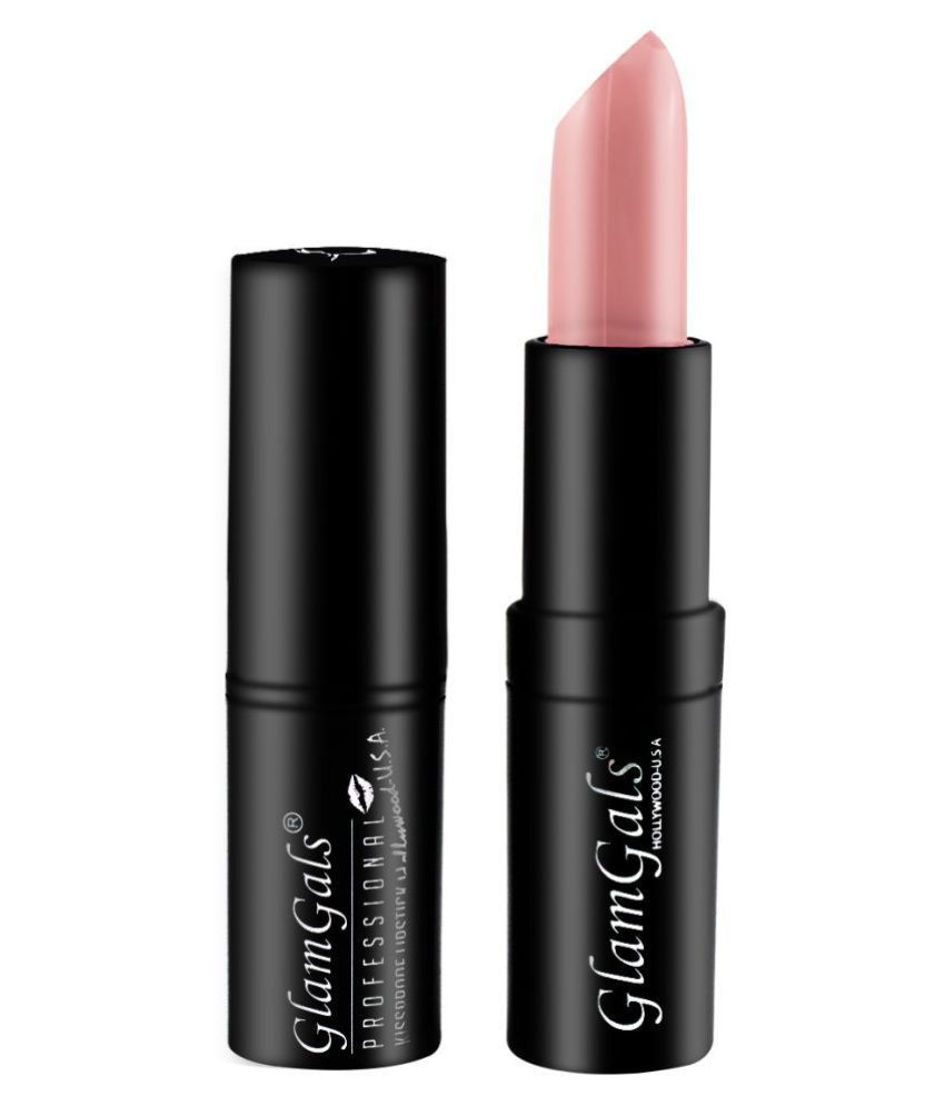 GlamGals HOLLYWOOD-U.S.A  Kissproof Lip Crayon Pink Pink 4 g